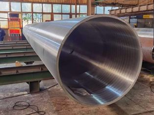 API Welded X80 OD 1422mm Seamless Alloy Steel Tube
